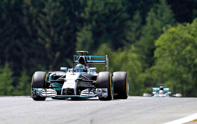 Williams não resiste a Mercedes, Nico vence e Massa chega em 4º na Áustria