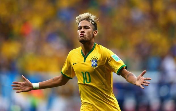 Brasil vence Camarões e enfrenta Chile nas oitavas