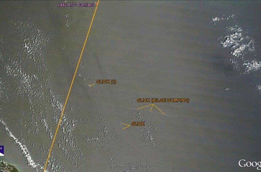 MH370 estava no piloto automático ao cair, diz Austrália