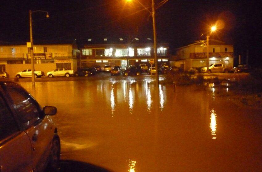 Chuvas causam mais alagamentos na cidade