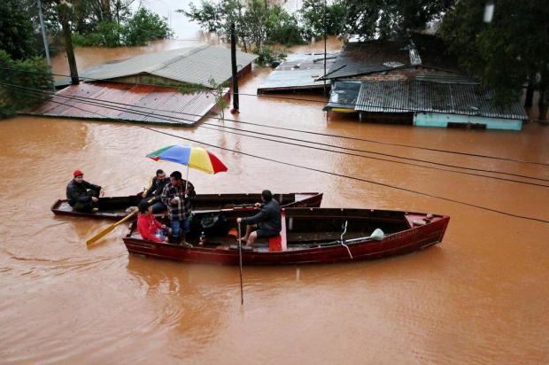 Mais de 11 mil pessoas estão fora de casa devido às chuvas no Estado