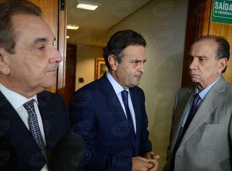 Jornal: Aloysio Nunes deve ser anunciado como vice de Aécio