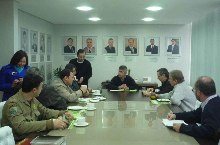 Café reunião da CIC debateu sobre problemas na área urbana da BR – 285
