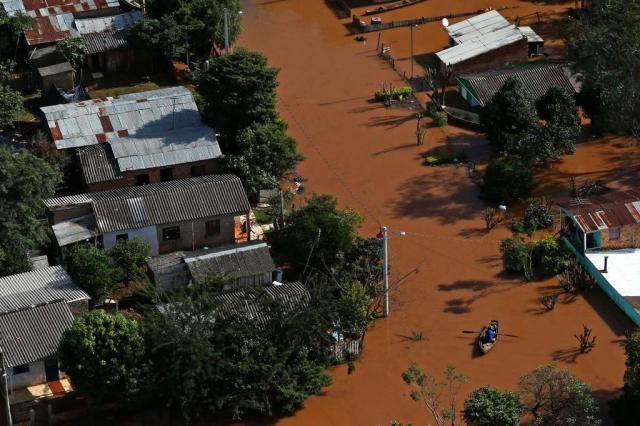 Chega a 67 o número de municípios em situação de emergência
