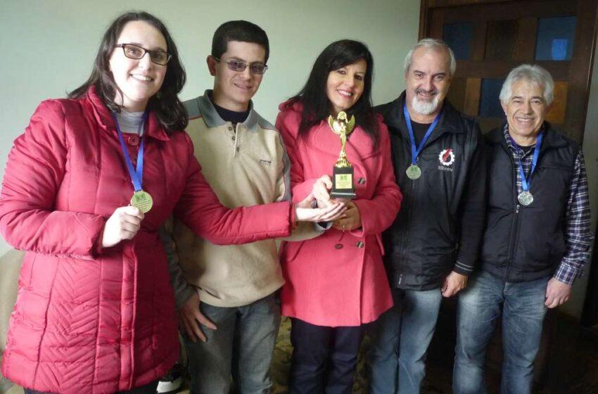 Escola Dina Padilha é premiada em Erechim