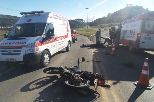 Jovem ex-morador de Vacaria morre em acidente na ERS 122