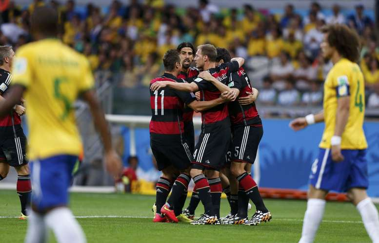 Alemanha 7×1 Brasil: Maracanazo foi trágico, 'Minerazo', a maior vergonha do Brasil