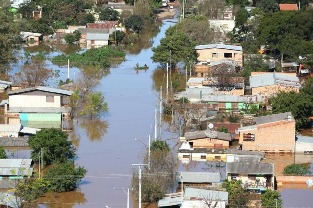 25% das cidades gaúchas estão em situação de emergência