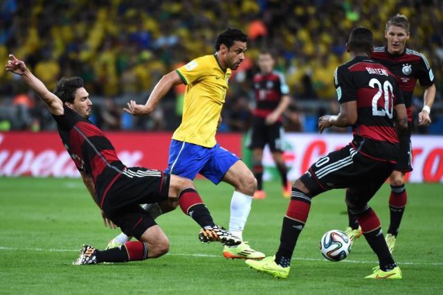 Jogadores alemães teriam feito pacto para evitar humilhação ainda maior do Brasil