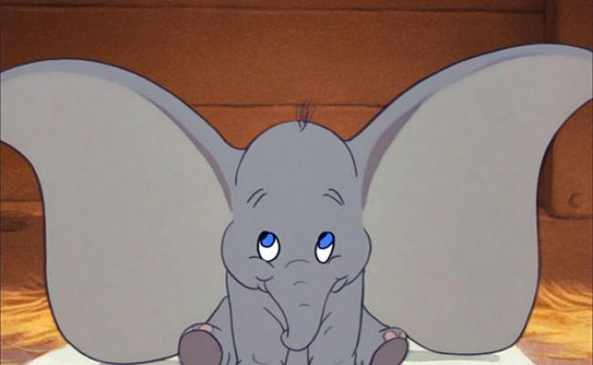 Oi? Disney prepara versão live-action de 'Dumbo'