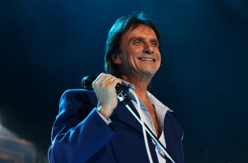 Roberto Carlos lança disco em espanhol após 17 anos