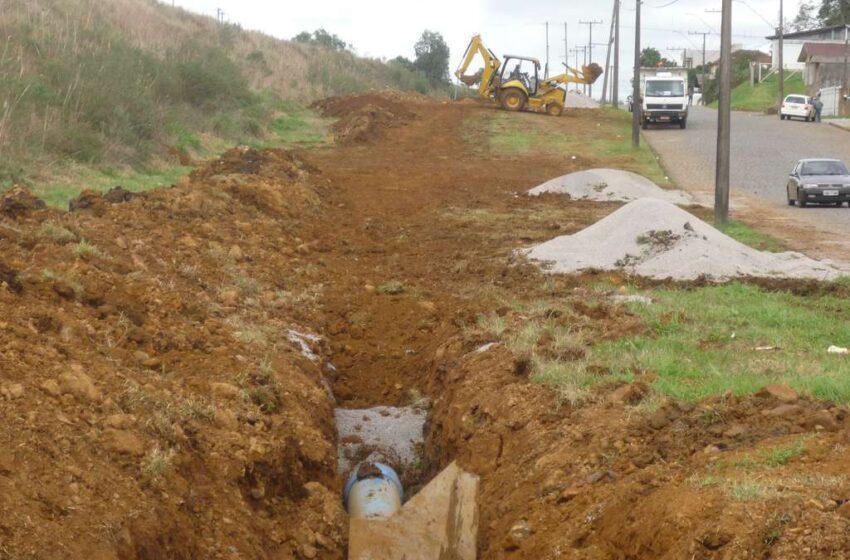 Corsan realiza trabalhos de substituição de melhorias na rede de água