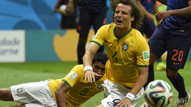 Brasil dá outro vexame e fica sem medalha em casa
