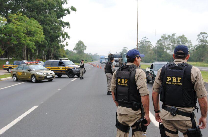 PRF e Brigada Militar vão reforçar vigilância em rodovias na volta de torcedores argentinos