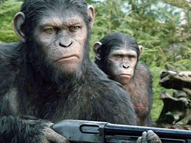 'Planeta dos macacos: O confronto' lidera bilheterias nos EUA