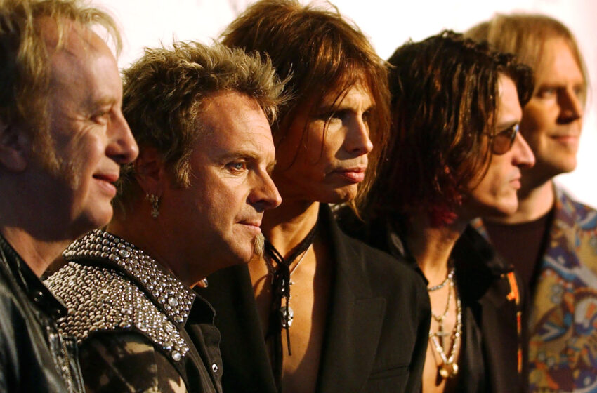 Aerosmith lucrou mais com Guitar Hero do que com qualquer disco