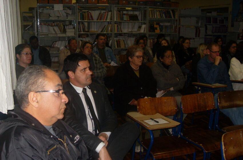 C.O.R do TERRITÓRIO DE PAZ promove palestra de prevenção às DST/AIDS e a GRAVIDEZ na ADOLESCÊNCIA