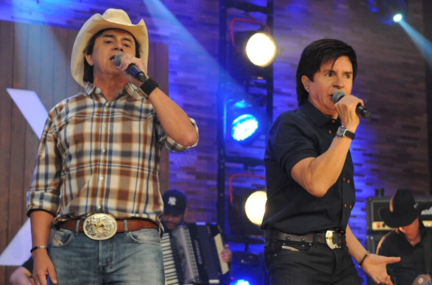 Show nacional com Chitãozinho & Xororó em Bom Jesus