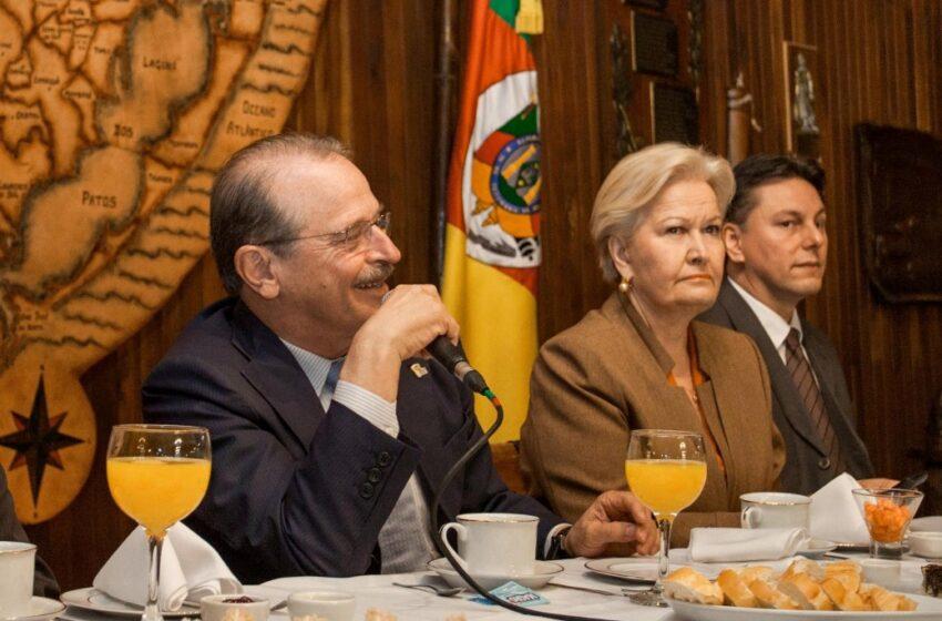 Ana Amélia tem 37%, e Tarso Genro, 31%