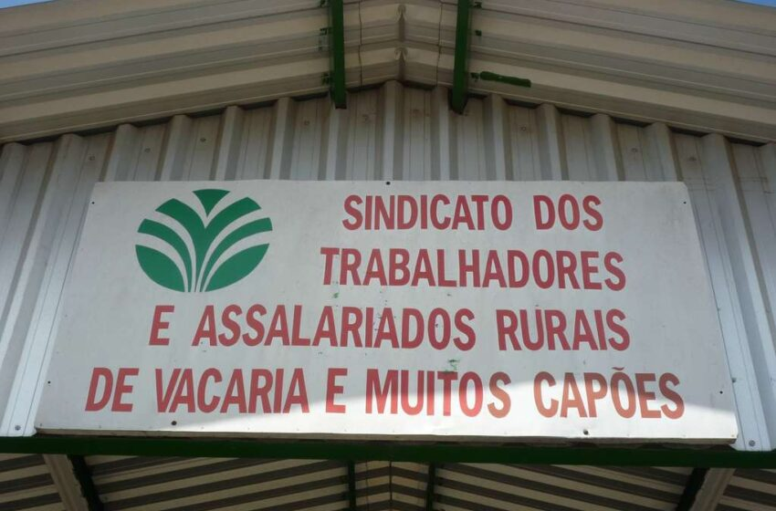Reunião entre Sindicato dos Trabalhadores Rurais de Vacaria e Agapomi termina sem acordo