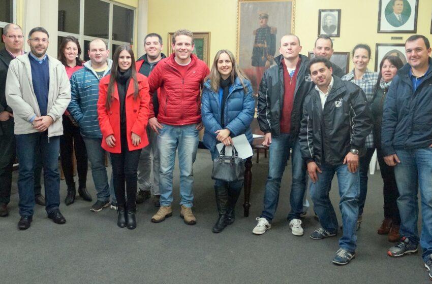 Realizada reunião com equipe organizadora da Gincana Municipal de Vacaria