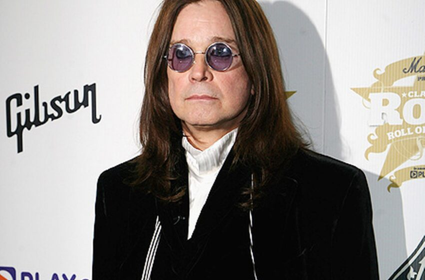 Ozzy Osbourne anuncia nova coletânea de sua carreira solo