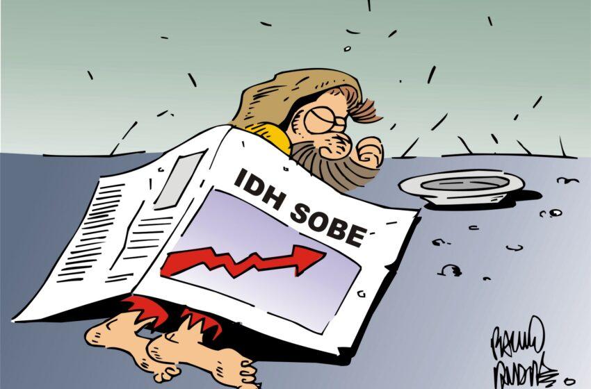 Brasil se sairia melhor no IDH com dados atualizados, diz governo