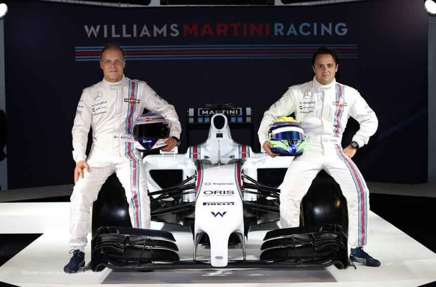 Entenda diferença de desempenho entre Massa e Bottas em 2014