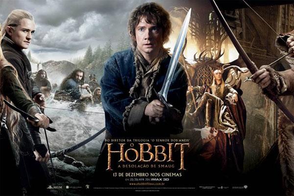 Versão estendida de 'O Hobbit – A Desolação de Smaug' terá 26 minutos a mais