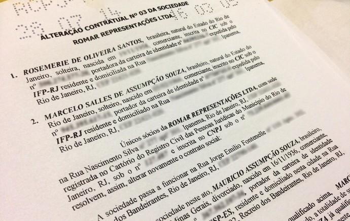Empresa de familiares de Assumpção recebe 5% de patrocínio do Botafogo