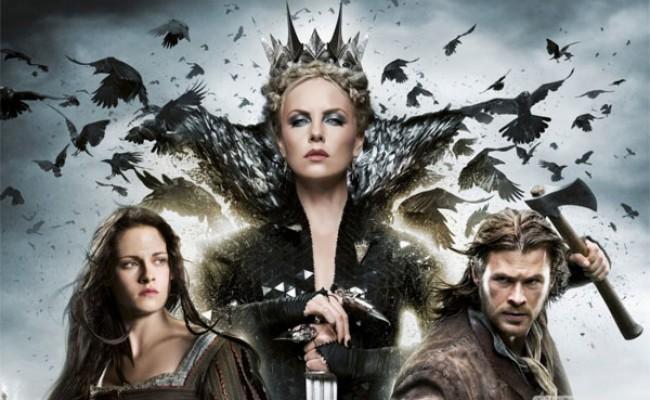 'Branca de Neve e o Caçador 2′ ganha título e não terá Kristen Stewart