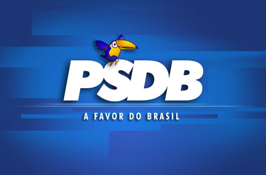 PSDB ingressa com representação contra sete ministros