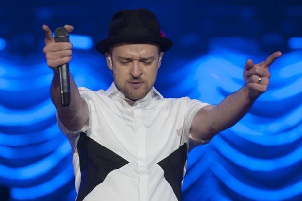 Justin Timberlake deve ser atração principal do Lollapaloza Brasil 2015