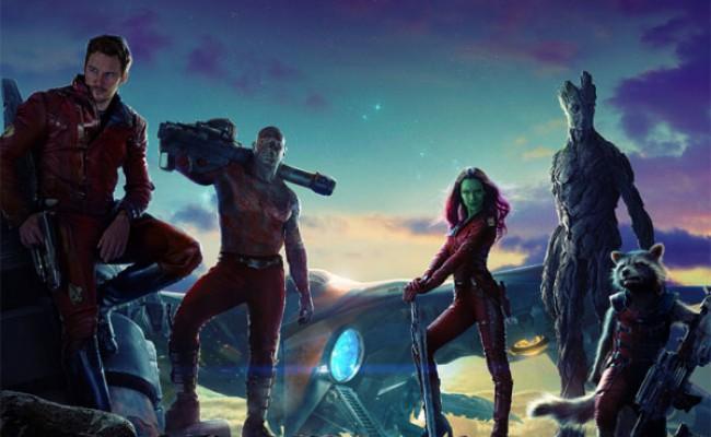 'Guardiões da Galáxia' é um dos melhores filmes da Marvel… e do ano!