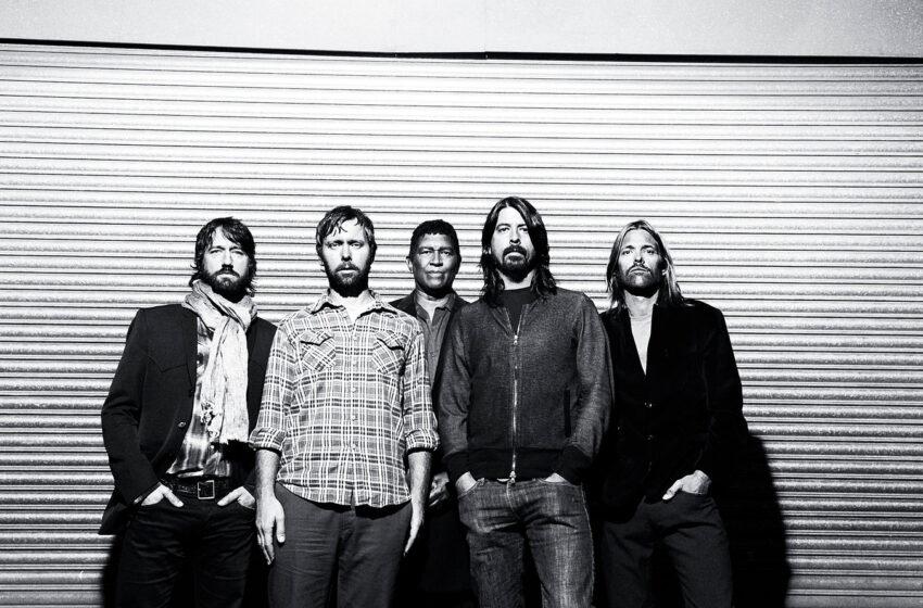 Documentário do Foo Fighters será lançado em outubro