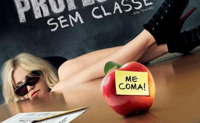 Cameron Diaz deve voltar em 'Professora sem Classe 2′