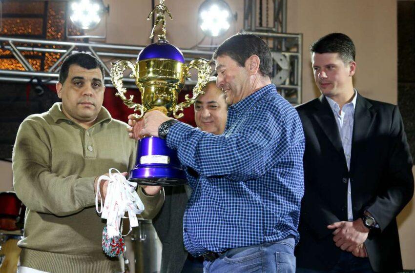ABAMF foi vice no Torneio de Futebol Sete de Integração promovido pela A.A Guarda Municipal