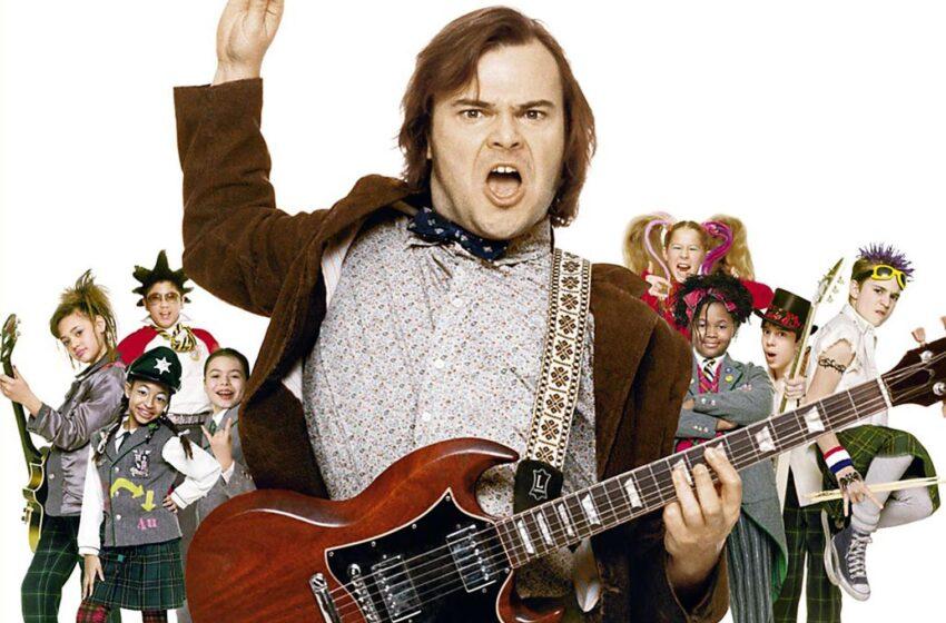 """Filme """"Escola de Rock"""" ganha versão em série para TV"""