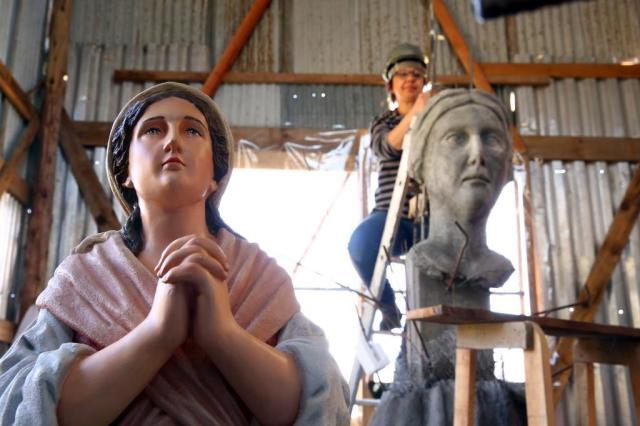Imagem de Nossa Senhora de Caravaggio vai ganhar novo rosto após seis anos de polêmica