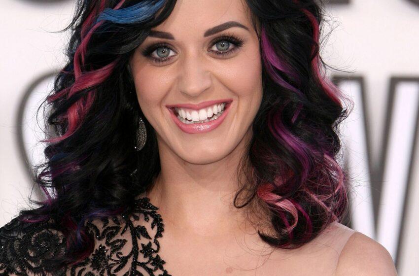 Katy Perry afirma que nunca quis ser famosa