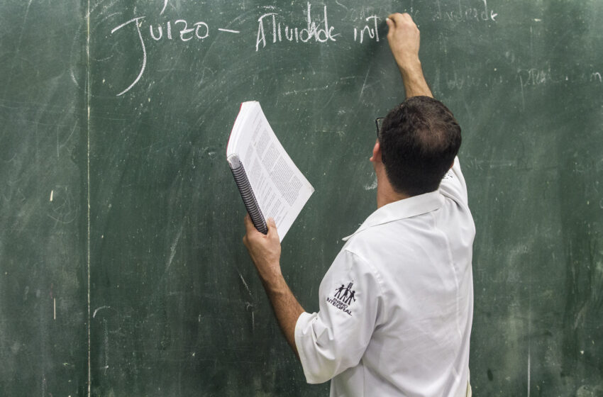 Mais de 900 professores serão empossados na rede estadual