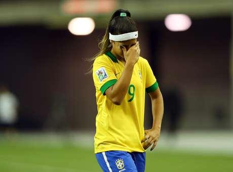 Seleção feminina repete principal e é goleada pela Alemanha