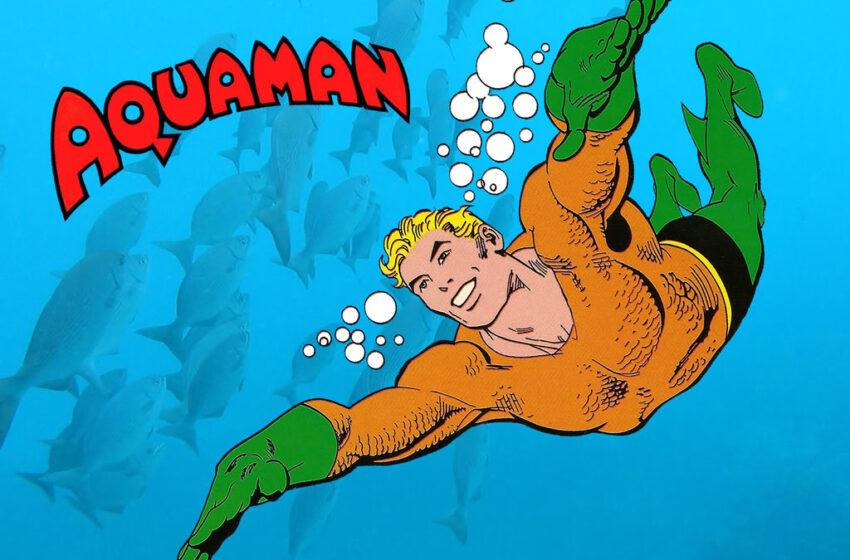 Warner encomenda dois roteiros para filme do Aquaman