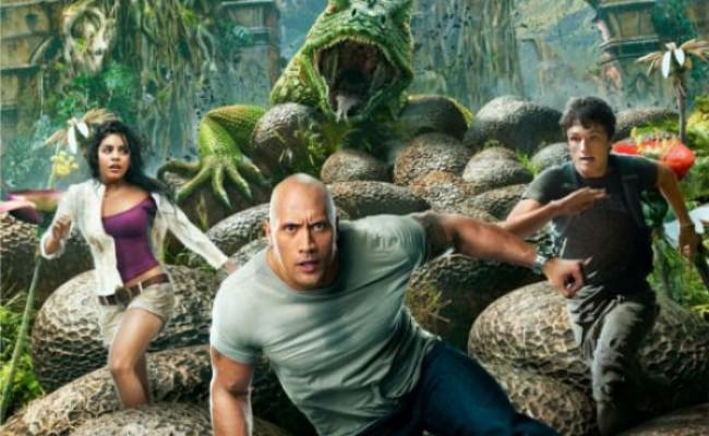 Dwayne Johnson vai retornar para sequências de 'Viagem ao Centro da Terra'