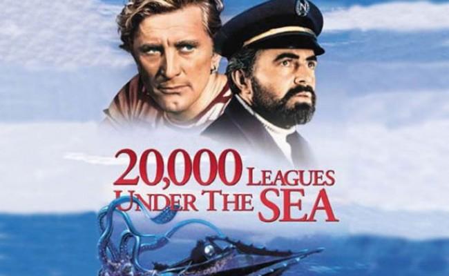 Disney planeja rodar remake de '20.000 Léguas Submarinas' em 2015