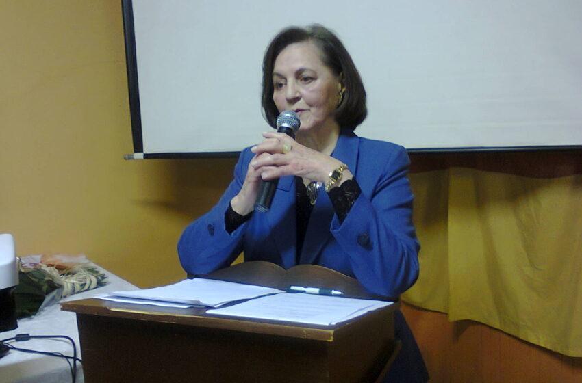 Ex-presidente do CEAVA recebe título