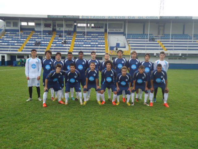 Sub-17 do Glória enfrenta o Grêmio neste sábado