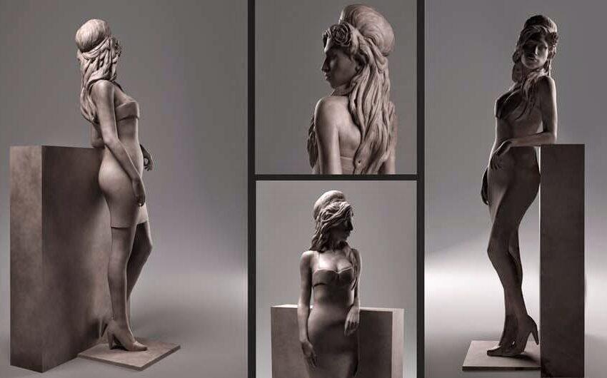 Amy Winehouse terá estátua inaugurada em Londres no dia que faria 31 anos