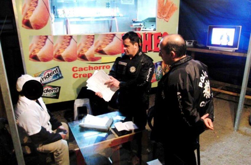 DPCA de Vacaria e Coordenador do Território da Paz realizam operação em bares da cidade