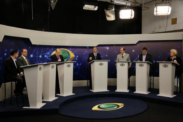 Dívida pública do Estado domina debate entre candidatos ao governo do RS